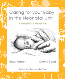 A book for parents of preterm babies.